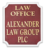 Law Office- Alexander Law Group PLC