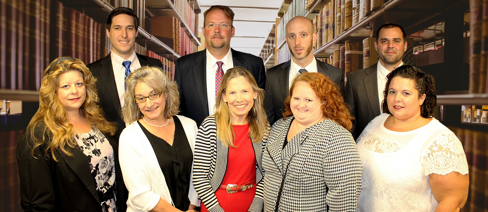 The staff at Alexander Law Group, PLC